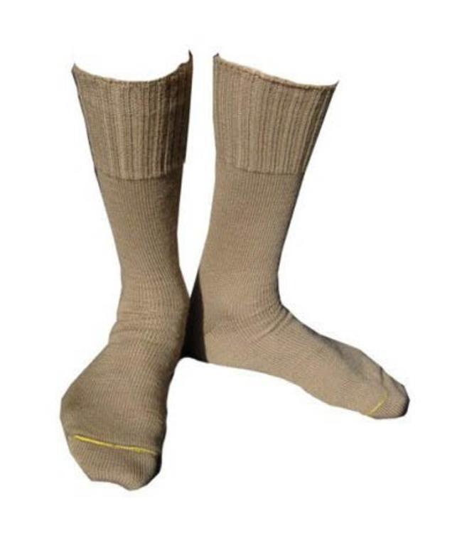 Militaire sokken zand/beige Legersok