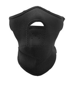 LOKKEN Biker masker lang Zwart