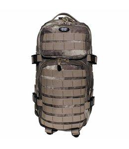 """Rugzak """"Assault I"""" 30 liter, HDT camouflage"""