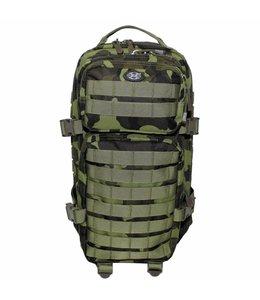 "Rugzak ""Assault I"" 30 liter, M 95 CZ camouflage"