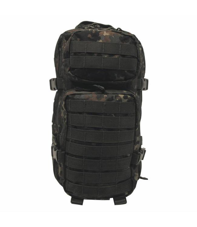 """Rugzak """"Assault I"""" 30 liter, BW flektarn camouflage"""