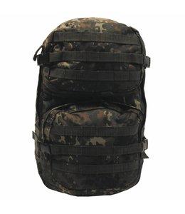 """Rugzak """"Assault II"""" 45 liter, BW camouflage"""