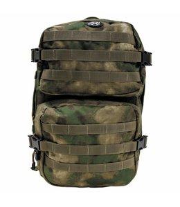 "Rugzak ""Assault II"" 45 liter, HDT camouflage Groen"