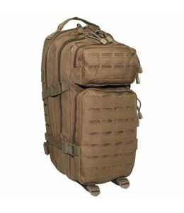 "Rugzak Assault I 30 liter, ""Laser"", coyote tan"