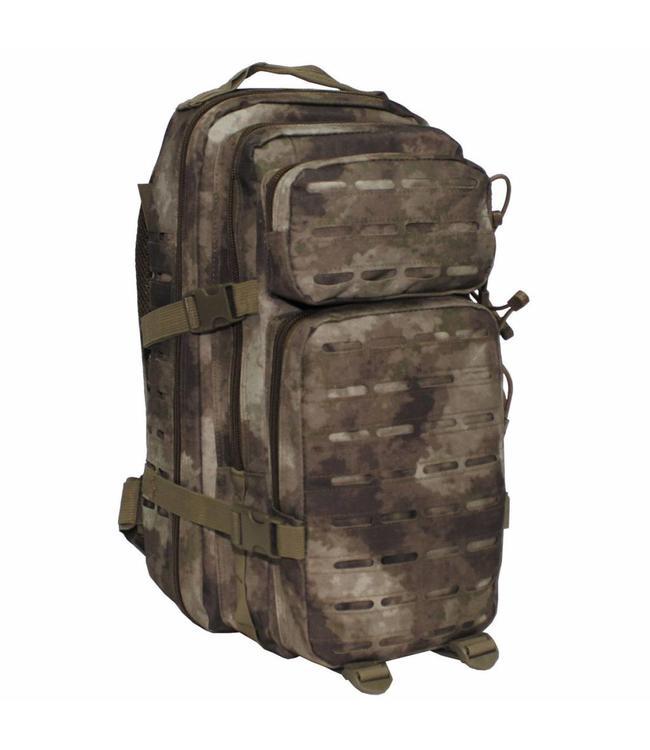 """Rugzak Assault I 30 liter, """"Laser"""", HDT camouflage"""