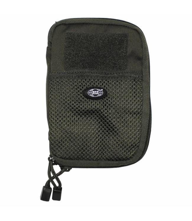 "Document Bag, ""MOLLE"" small, OD Groen"
