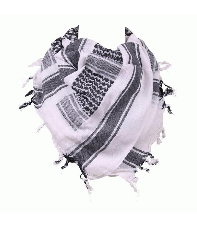 PLO arafat Sjaal Zwart-wit