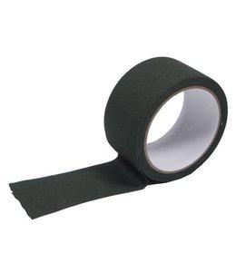 Fabric Tape, 5 cm x 10 m, OD Groen