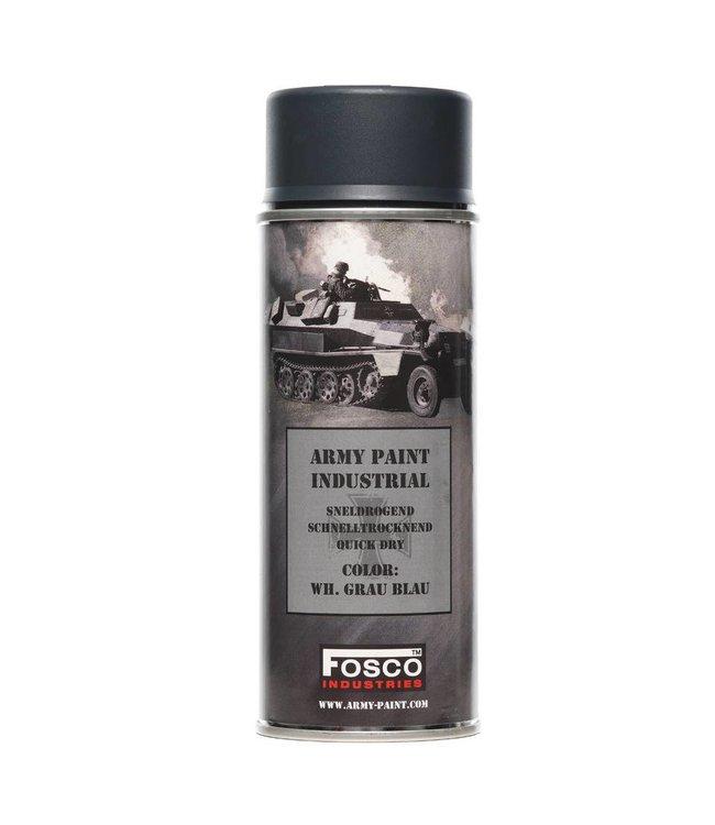 Legerverf Spray (spuitbus) 400 ml. WH grau blau