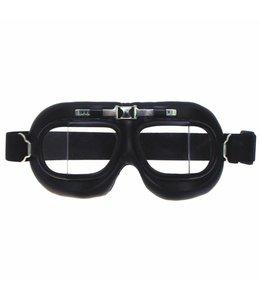 Vliegeniersbril, Zwart