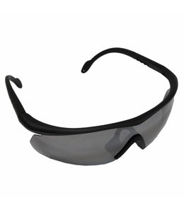 "Army Sports Bril, ""Storm"", Zwart, 3 extra glasses"