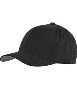 Flexfit Cap zwart passende pet