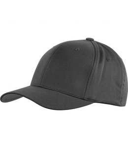 Flexfit Cap Dark Grey passende pet