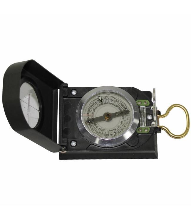 "Kompas ""Travel"", nylon case, sight wire, declinometer"