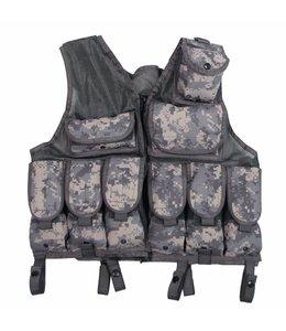Tactical Vest, AT-digital, Verstelbaar