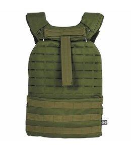 """Tactical Vest, """"Laser Molle"""", OD Groen"""