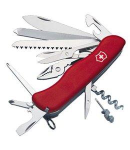 Victorinox Zakmes met lock, WorkChamp, 21 functies, rood