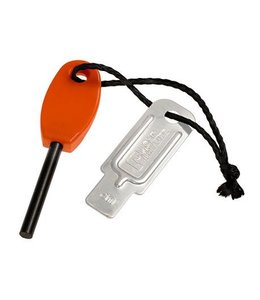 Firesteel Mini Orange vuursteen
