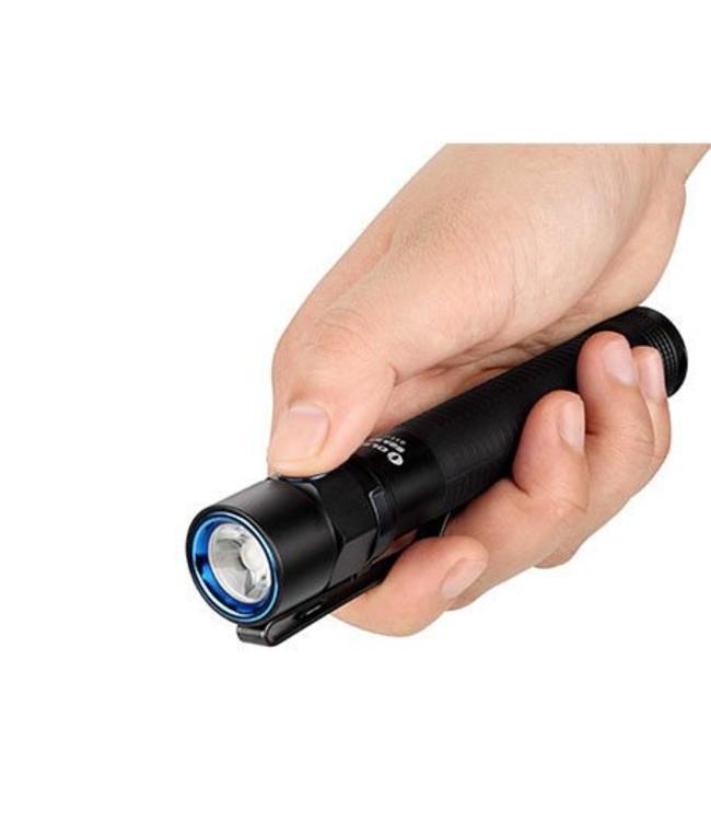 Olight S2A 550 lumen zaklamp Baton Zwart