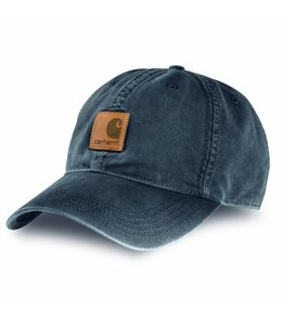 Carhartt Workwear Odessa pet met logo Blauw