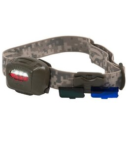 Quad Tactical Olive Drab Hoofdlamp