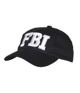 Pet FBI Zwart witte letters