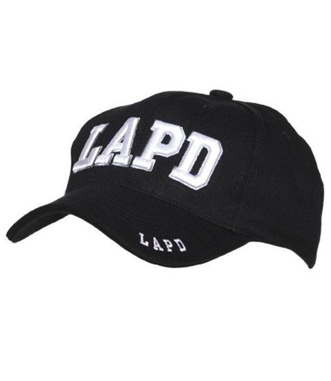 Pet LAPD Zwart