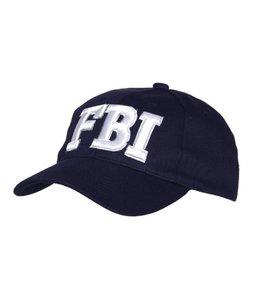Pet FBI blauw