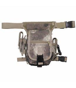Heuptas, HDT camouflage, leg- and beltfixing