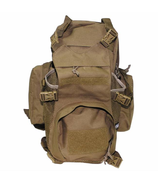 "Operations Rugzak, ""MOLLE"", coyote tan"