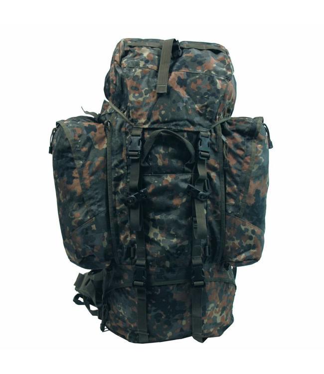 "Rugzak ""Alpin110L"" Afneembare zijvakken BW camouflage"