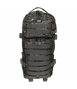 "Rugzak ""Assault I"" 30 liter, tiger stripe"