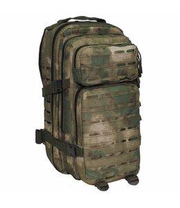 "Rugzak Assault I 30 liter, ""Laser"", HDT camouflage Groen"