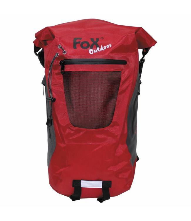 """Rugzak, waterproof, red, """"DRY PAK 20"""""""