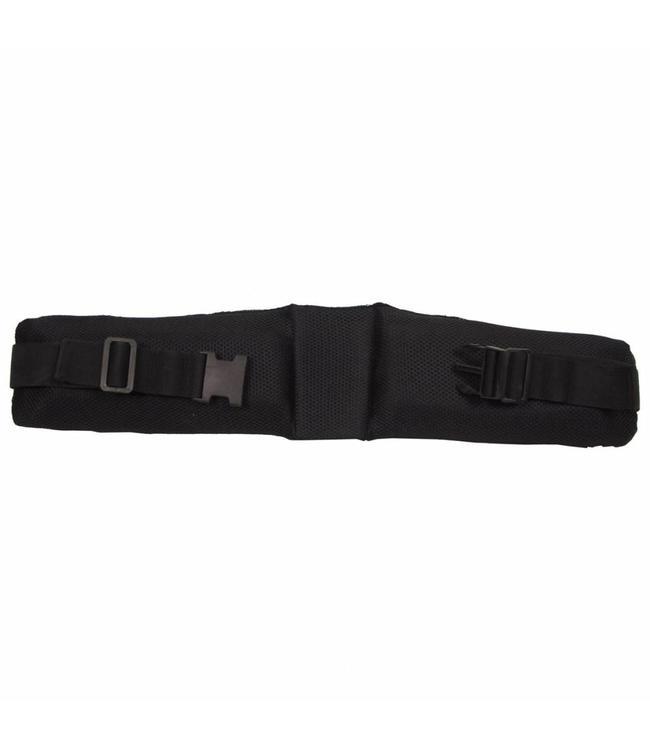 Waist Belt for Rugzak, with strap padding, Zwart