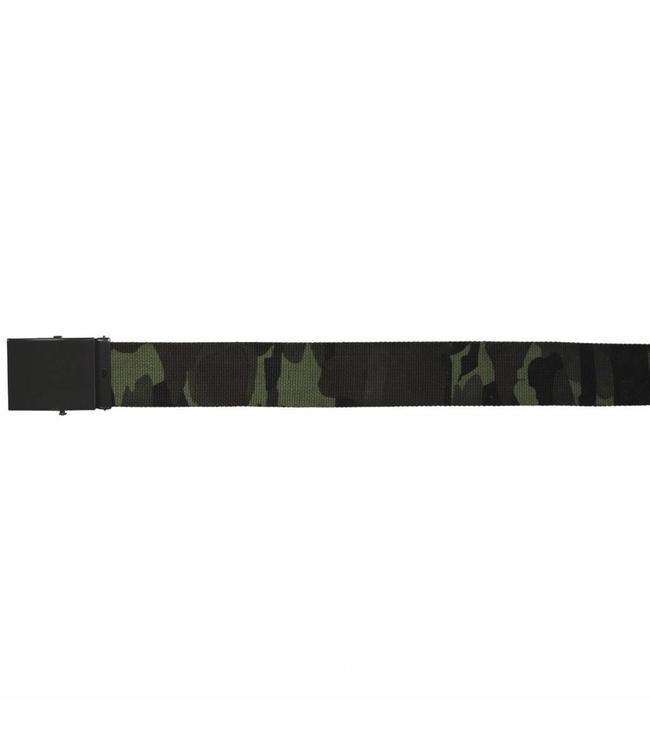 Web Riem, 45 mm, CZ camouflage, metalen buckle