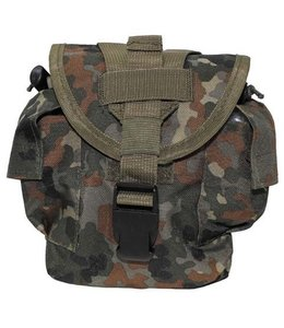 "Veldfles Tas ""Molle"", BW camouflage"