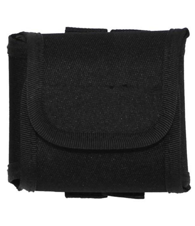 "Tas ""Molle"", met pouch, Zwart"