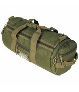 "Operation Tas, round, ""Molle"", OD Groen"