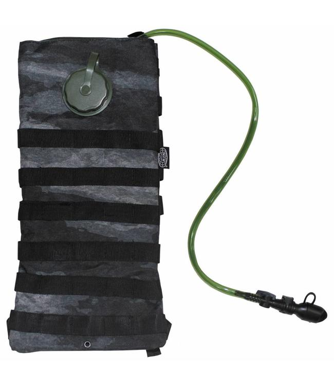"Hydration Pack, ""Molle"", 2,5 l, HDT camouflage grijs"