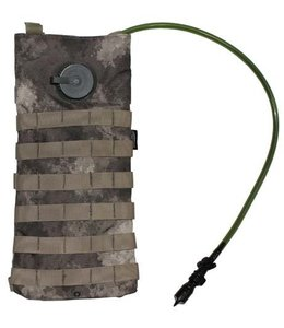 "Hydration Pack, ""Molle"", 2,5 l, HDT camouflage"