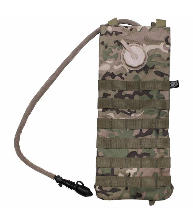 "Hydration Pack, ""Molle"",met  2,5 l, operation camouflage"