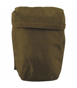"""Utility Pouch, coyote tan, """"Mission IV"""", Klittenband system"""