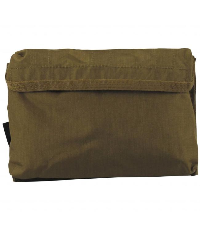 """Utility Pouch, coyote tan, """"Mission III"""", Klittenband system"""