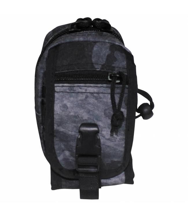 """Utility Pouch, """"Molle"""", small, HDT camouflage grijs"""