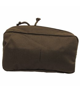 "Utility Pouch, ""Molle"", big, OD Groen"