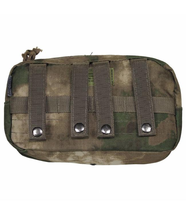 "Utility Pouch, ""Molle"", big, HDT camouflage Groen"