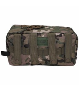 "Utility Pouch, ""Molle"", big, operation camouflage"