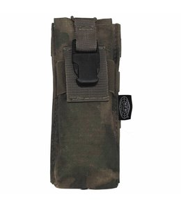"Radio Pouch, ""Molle"", HDT camouflage Groen"