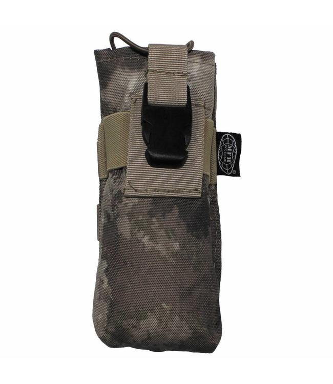 """Radio Pouch, """"Molle"""", HDT camouflage"""